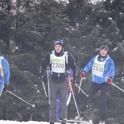 42. Tartu Maraton - Andres Salusaar (2200), Art Oppi (2310)