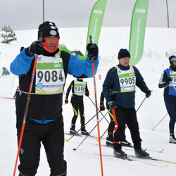 42. Tartu Maraton - Ain Jakobson (9084), Aare Poolak (9905)