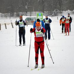 42. Tartu Maraton - Neeme Tõnisson (3972), Boris Goncharov (4600)