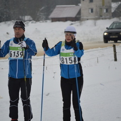 42. Tartu Maraton - Bjornar Lund (6139), Karin Tuul (8154)