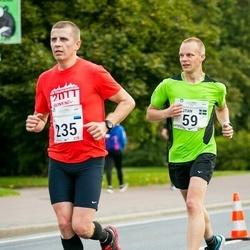 SEB Tallinna Maraton - Christian Gunnarsson (59), Alar Rähn (235)