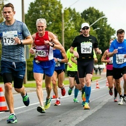 SEB Tallinna Maraton - Marek Tõnismäe (296), Hannu Korhonen (907), Arkko Pakkas (1799), Lars Leonardsson (1857)