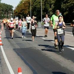SEB Tallinna Maraton - Ann Kathrin Sivle (1025), Anna Bobrova (1613)