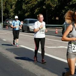 SEB Tallinna Maraton - Brenda Edovald (2402)