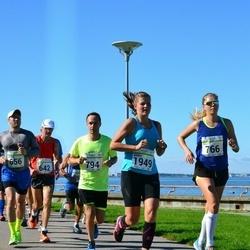 SEB Tallinna Maraton - Esa Bergman (794), Maria Metsaorg (1949)