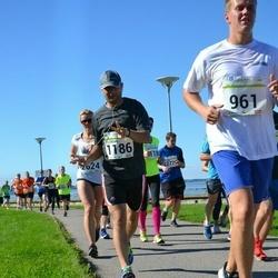 SEB Tallinna Maraton - Artemii Semenov (961), Erkki Naaris (1186)