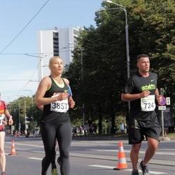 SEB Tallinna Maraton - Arnas Repecka (724)