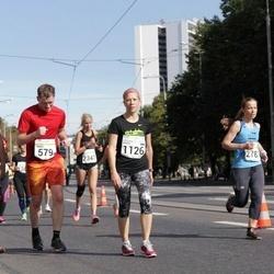 SEB Tallinna Maraton - Harri Aro (579), Artur Võlu (1126)