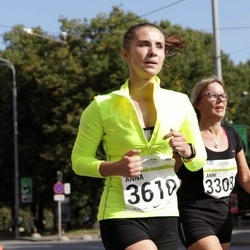 SEB Tallinna Maraton - Anna Markova (3610)