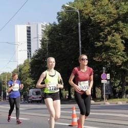 SEB Tallinna Maraton - Age Juurikas (3559), Teele Tuularu (3728)