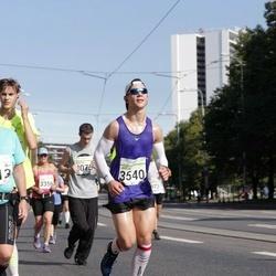 SEB Tallinna Maraton - Eeva Jaakola (1113), Artur Melkumjan (3540)