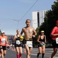 SEB Tallinna Maraton - Anna Mikhaylova (1302), Tiexin Guo (3579)
