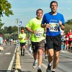 SEB Tallinna Maraton - Peeter Kadarik (3621), Aaro Mõttus (3622)