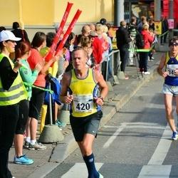 SEB Tallinna Maraton - Arnold Laasu (420)