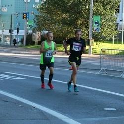 SEB Tallinna Maraton - Jarkko Hentula (782), Arto Viitala (998)