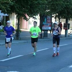 SEB Tallinna Maraton - Ade Russak (542), Mattias Saks (2098)