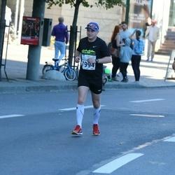 SEB Tallinna Maraton - Kristjan Ööpik (1994), Ari Setälä (2269)