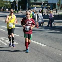 SEB Tallinna Maraton - Pavel Vialichka (135), Artis Drezins (2119)
