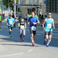 SEB Tallinna Maraton - Jaak Kals (491), Ando Hermsalu (734)