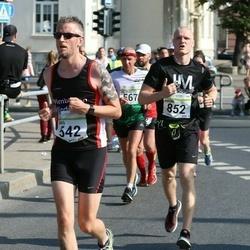 SEB Tallinna Maraton - Ade Russak (542), Juha Nuurma (852)