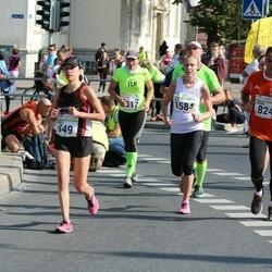 SEB Tallinna Maraton - Sergei Karpovitch (824), Aado Metsis (1584)