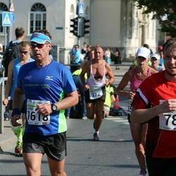 SEB Tallinna Maraton - Nikita Makarov (781), Maris Aagver (1618)