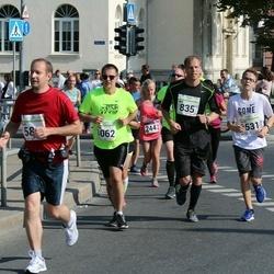 SEB Tallinna Maraton - Juhan Muru (835), Bjarne Møller Sørensen (1062)
