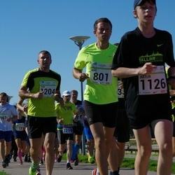 SEB Tallinna Maraton - Ago Saluveer (801)