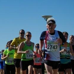 SEB Tallinna Maraton - Anniina Laaksonen (1390), Terje Bjornor (2743)