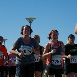 SEB Tallinna Maraton - Lotta Leisio (2044), Aare Huik (2261)