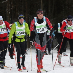 42. Tartu Maraton - Peeter Kinks (2807), Andero Safronov (3566), Aivar Vonk (3780)