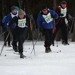 42. Tartu Maraton - Aavo Halling (3822), Ott Kübar (4208)