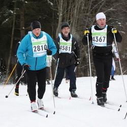 42. Tartu Maraton - Janis Kukk (2581), Raivo Rohtla (2810), Urmas Veske (4367)