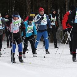 42. Tartu Maraton - Arris Aasmäe (3236), Valmet Vaht (4597), Kristo Kent (4842), Liisi Jantra (5046), Tanel Muttik (6290)