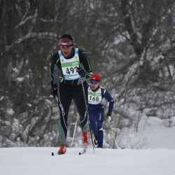 42. Tartu Maraton - Anton Bengtsson (168), Alexander Shashin (492)