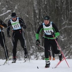 42. Tartu Maraton - Aare Viitkin (422), Viktor Bykov (448), Arvi Anton (886)