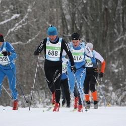 42. Tartu Maraton - Henri Kaasik-Aaslav (385), Tuomo Haikonen (416), Ants Kuusik (550), Alar Lehesmets (653), Ravil Urusov (688)