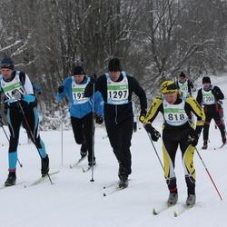 42. Tartu Maraton - Ain Inno (818), Kaupo Kruus (1297)