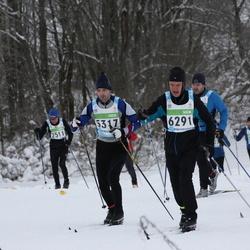 42. Tartu Maraton - Andre Hazard (2511), Peeter Jalasto (5317), Raivo Külaviir (6291)