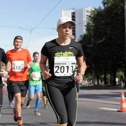 SEB Tallinna Maraton - Vello Luts (317), Annemari Muru (2011)