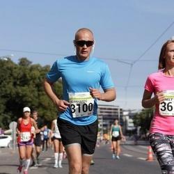SEB Tallinna Maraton - Bernhards Blumbergs (3100)