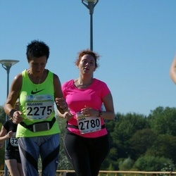 SEB Tallinna Maraton - Marianne Myhren (2275), Anna Fedoryak (2780)