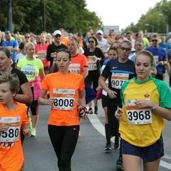 SEB Tallinna Maratoni Sügisjooks (10 km) - Anastassija Smirnova (3968), Kriste Lauk (8008)
