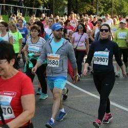 SEB Tallinna Maratoni Sügisjooks (10 km) - Armen Kasparov (3580), Krislyn Valtson (10907)