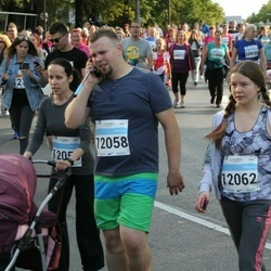 SEB Tallinna Maratoni Sügisjooks (10 km) - Artjom Jagudin (12058), Darina Jagudina (12062)