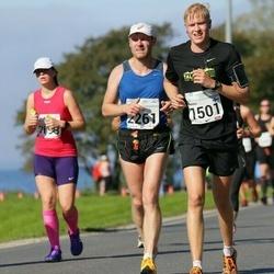SEB Tallinna Maraton - Jaakko Kallio (1501), Aare Huik (2261)
