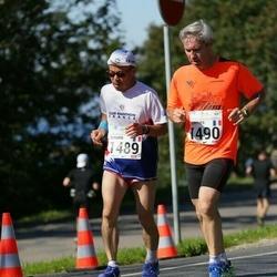 SEB Tallinna Maraton - Bernard Simmalavong (1489), Jean-Yves Millot (1490)