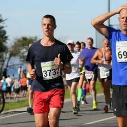SEB Tallinna Maraton - Rait Luks (692), Carl Ülejõe (3732)
