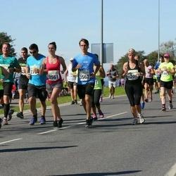 SEB Tallinna Maraton - Amanda Tully (1205), Ruta Lusite (3561), Miks Lusitis (3562)