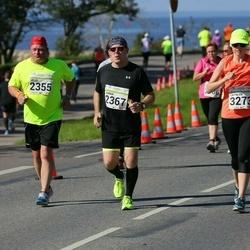 SEB Tallinna Maraton - Jukka Kämäräinen (2367), Cathlyn Olev (3273)